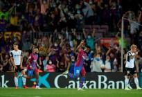 Barcelona venció al Valencia con remontada y escaló posiciones en LaLiga