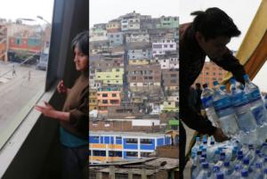 ¿Por qué los peruanos colocan botellas con agua en los techos?