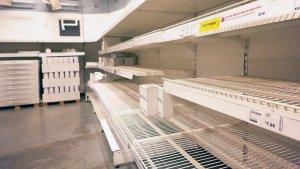 EEUU advirtió que sus problemas de suministros durarán hasta el próximo año